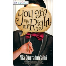 YOU ARE MY MR. RIGHT