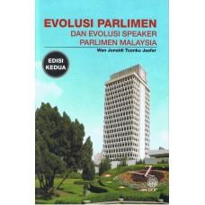 EVOLUSI PARLIMEN SPEAKER PARLIMEN MALAYSIA
